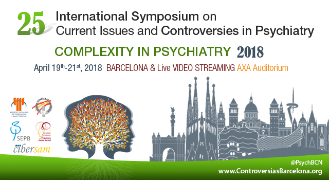 Symposium on Controversies in Psychiatry Barcelona