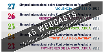 Webcasts Simposi Controversies Barcelona