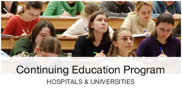 Continuing Education Program Hospitals Universities Symposium Controversias Barcelona