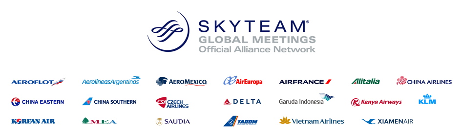 SKYTEAM team